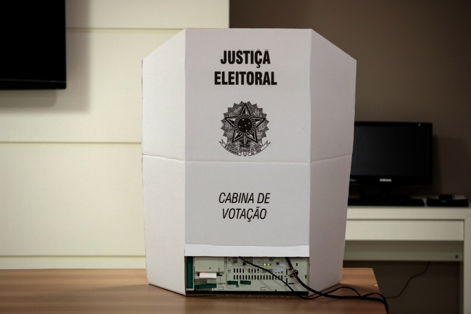 Brazilians Vote In The First Round Of Presidential Elections